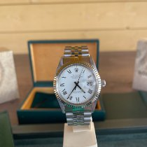 Rolex Datejust new 1981 Automatic Watch with original box and original papers 16014