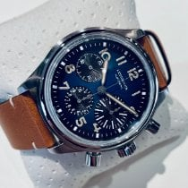 Longines Avigation Titan 41mm Blau Arabisch Deutschland, Allersberg