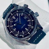 Longines Legend Diver Stahl 42mm Blau Deutschland, Allersberg