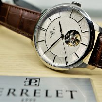 Perrelet Steel 43mm Automatic A1087/6 new