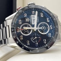 TAG Heuer CV2A1R.BA0799 Steel Carrera Calibre 16 43mm pre-owned United States of America, New Jersey, Upper Saddle River