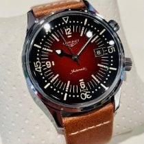 Longines Legend Diver Steel 42mm Brown