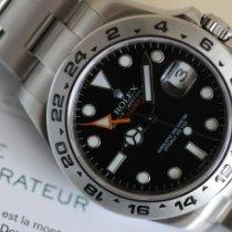 Rolex 216570 Acier 2015 Explorer II 42mm occasion France, Thonon les bains