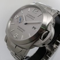 Panerai Luminor Marina Сталь 44mm Cеребро Aрабские