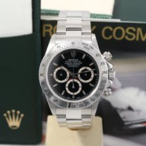 Rolex Daytona Steel 40mm Black No numerals United States of America, California, Los Angeles