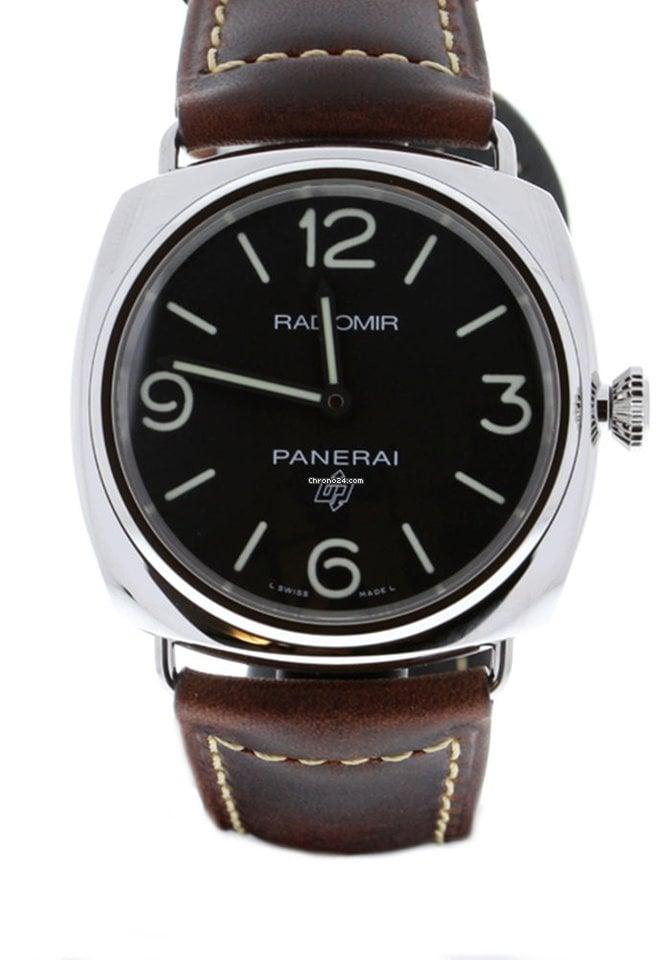 Panerai Radiomir PAM00753 nieuw