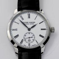 Ulysse Nardin Classico Steel 40mm White Roman numerals
