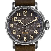 Zenith Pilot Type 20 45mm Grey Arabic numerals United States of America, Georgia, Atlanta