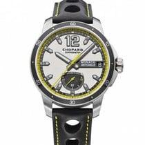 Chopard Grand Prix de Monaco Historique Titanium 45mm Silver Arabic numerals United States of America, California, Newport Beach