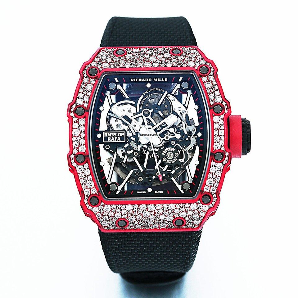 Richard Mille RM 035 RM35-02 2020 новые