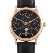 Jaeger-LeCoultre Master Control Rose gold 37mm Black United States of America, Pennsylvania, Southampton