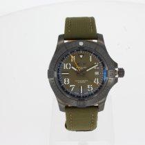 Breitling neu Automatik 45mm Titan Saphirglas
