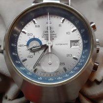 Omega Speedmaster Mark II Acciaio Argento Italia, pedara
