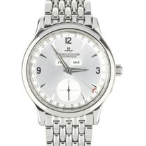 Jaeger-LeCoultre Master Calendar Steel 37mm Silver United States of America, Illinois, BUFFALO GROVE