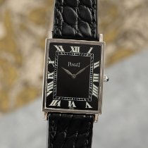 Piaget 9211 Very good White gold 28mm Manual winding