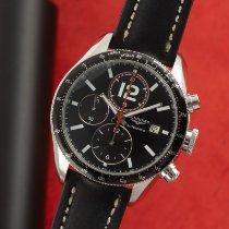 Longines Grande Vitesse Steel 42mm Black