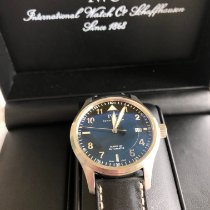IWC Fliegeruhr Mark neu 2007 Automatik Uhr mit Original-Box und Original-Papieren IW325311