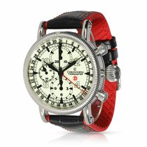 Chronoswiss Steel 44mm Automatic CH 7533 DLU pre-owned United States of America, New York, New York