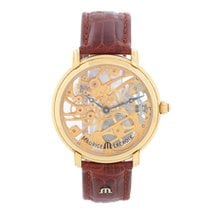 Maurice Lacroix Masterpiece Squelette Yellow gold 43mm Transparent United States of America, Texas, Dallas
