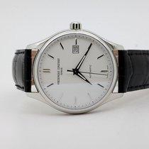 Frederique Constant Classics Index Steel 40mm Silver