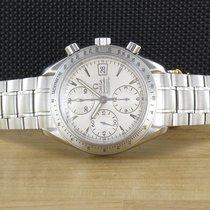 Omega Speedmaster Date Çelik 40mm Gümüş