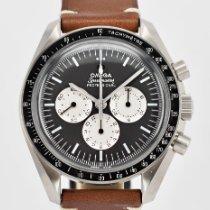 Omega Speedmaster Professional Moonwatch Steel 42mm Black No numerals United Kingdom, Harrogate