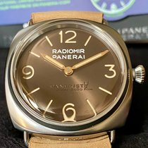 Panerai Steel 45mm Manual winding PAM 02020 new