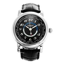 Montblanc Steel 42mm Automatic 106464 new