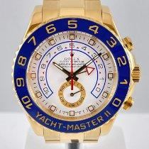Rolex Yacht-Master II 116688 Très bon Or jaune 44mm Remontage automatique