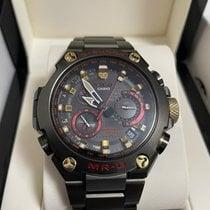 卡西欧 G-Shock MRG-G1000B-1A4 非常好 鈦 54.7mm 石英 香港