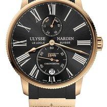 Ulysse Nardin 1182-310-3/42 Rose gold 2021 42mm new