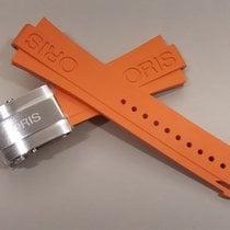 Oris Parts/Accessories new Rubber Orange Aquis