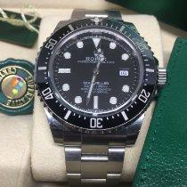 Rolex Sea-Dweller 4000 Acier 40mm Noir Sans chiffres Belgique, koksijde