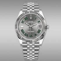 Rolex 126334 Acier 2021 Datejust 41mm nouveau France, Paris
