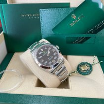 Rolex Air King Steel 40mm Black Arabic numerals United States of America, New Jersey, Totowa