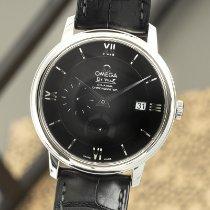 Omega De Ville Prestige neu 2018 Automatik Uhr mit Original-Papieren 424.13.40.21.01.001