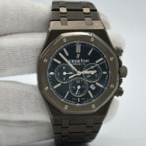 Audemars Piguet 26320ST.OO.1220ST.01 Steel 2017 Royal Oak Chronograph 41mm pre-owned United States of America, New York, New York