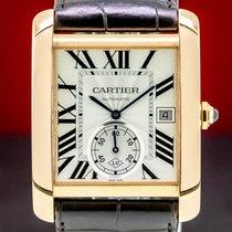 Cartier Tank MC Rose gold 34.3mm Roman numerals United States of America, Massachusetts, Boston