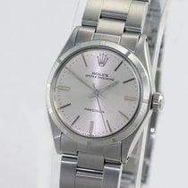 Rolex Steel Silver