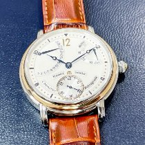 Maurice Lacroix Masterpiece MP6198 Very good Gold/Steel 43mm Manual winding United States of America, California, Pasadena