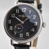 Bell & Ross Vintage new 2020 Automatic Watch with original box and original papers BRWW197-HER-ST/SCR