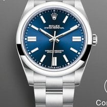 Rolex Oyster Perpetual new 2021 Automatic Watch with original box and original papers 124300-0003