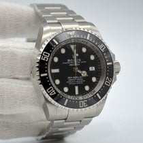 Rolex Sea-Dweller Deepsea new 2021 Automatic Watch with original box and original papers 126660-0001