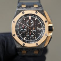 Audemars Piguet Royal Oak Offshore Chronograph Carbon 44mm Black United States of America, Texas, Laredo