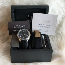 Bulova Lunar Pilot Steel 45mm Black No numerals United States of America, Washington, Seattle