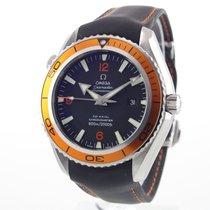 Omega Seamaster Planet Ocean Stahl 45.5mm Arabisch Schweiz, Schweiz
