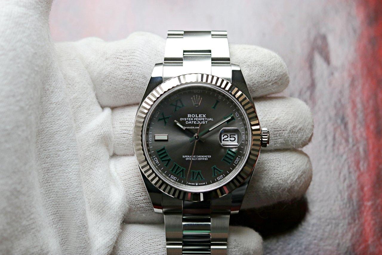 Rolex Datejust 126334-0021 2021 new