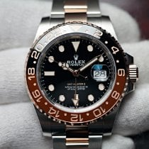 Rolex GMT-Master II Gold/Steel 40mm Black No numerals United States of America, Florida, Orlando