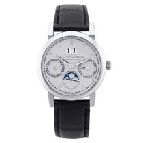 A. Lange & Söhne Manual winding No numerals 38.5mm new Saxonia