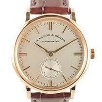 A. Lange & Söhne Saxonia Rose gold 35mm No numerals